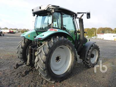 Detail photo of 2009 DEUTZ-FAHR AGROTRON K420 from Construction Equipment Guide