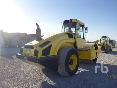 Detail photo of 2007 Bomag BW219D-4 from Construction Equipment Guide