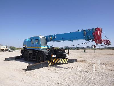 Detail photo of 1996 Tadano TR250M-5 from Construction Equipment Guide