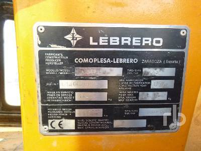 Detail photo of 1997 Lebrero RAHILE VM5 from Construction Equipment Guide
