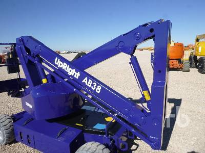 Detail photo of 2003 UP-RIGHT AB38N from Construction Equipment Guide