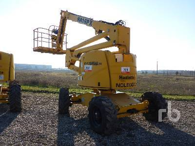 Detail photo of 2001 Haulotte HA 16 PX from Construction Equipment Guide