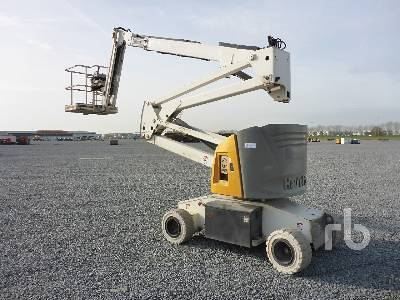 Detail photo of 2005 Haulotte HA15IP from Construction Equipment Guide