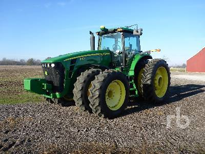 Detail photo of 2006 John Deere 8330 from Construction Equipment Guide