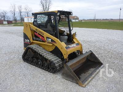Detail photo of 2006 Caterpillar 247B from Construction Equipment Guide