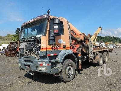 Detail photo of 2012 Iveco TRAKKER 360 from Construction Equipment Guide