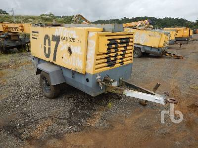 Detail photo of 2012 Atlas Copco XAS375T3 from Construction Equipment Guide