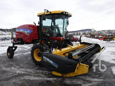 Detail photo of 2016 New Holland SR160 from Construction Equipment Guide