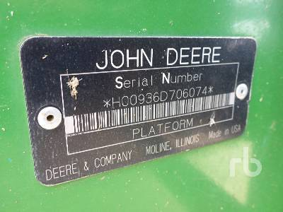 Detail photo of 2004 John Deere 936D from Construction Equipment Guide
