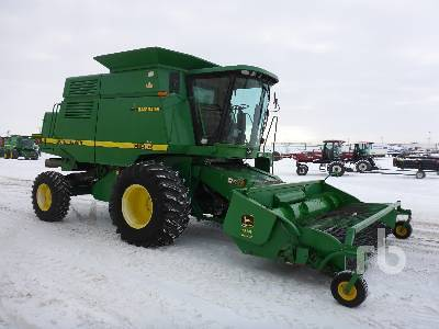 Detail photo of 1999 John Deere CTS II from Construction Equipment Guide