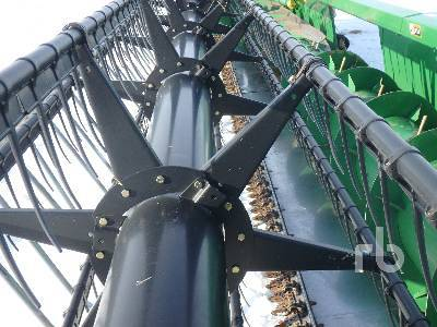 Detail photo of 2013 John Deere 635F from Construction Equipment Guide