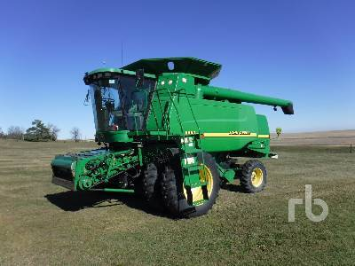 Detail photo of 2000 John Deere 9650W from Construction Equipment Guide