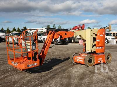 Detail photo of 2007 JLG E300AJP from Construction Equipment Guide