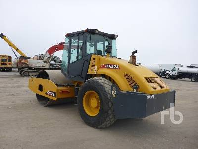 Detail photo of 2014 XCMG CV122 from Construction Equipment Guide