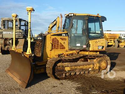 Detail photo of 2008 Caterpillar D5K from Construction Equipment Guide