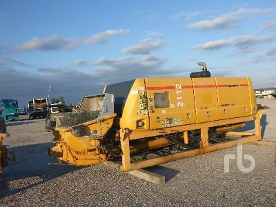 Detail photo of 2013 Putzmeister ESA2112D from Construction Equipment Guide