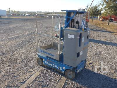 Detail photo of 2012 Genie GR-15 from Construction Equipment Guide