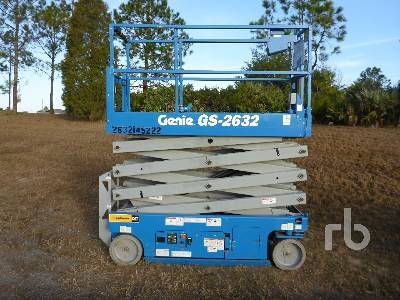 Detail photo of 2014 Genie GS2632 from Construction Equipment Guide