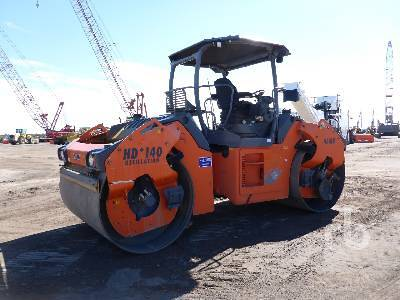 Detail photo of 2011 Hamm HD140VO from Construction Equipment Guide