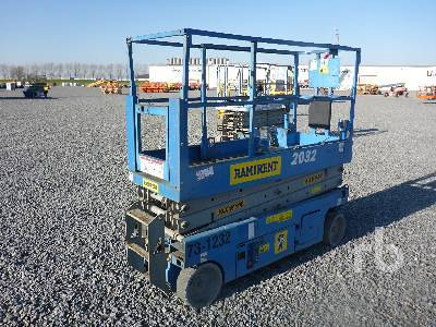 Detail photo of 2007 Genie GS2032 from Construction Equipment Guide