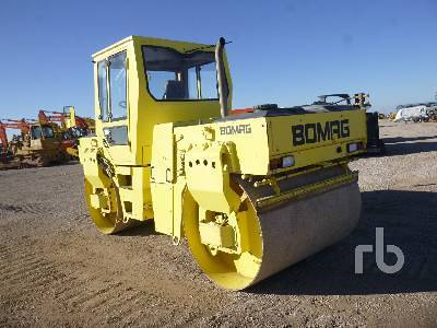 Detail photo of 1999 Bomag BW164AD-2 from Construction Equipment Guide
