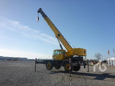 Detail photo of 2007 Grove RT540CE from Construction Equipment Guide