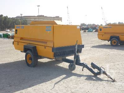 Detail photo of  Atlas Copco XAS175 from Construction Equipment Guide
