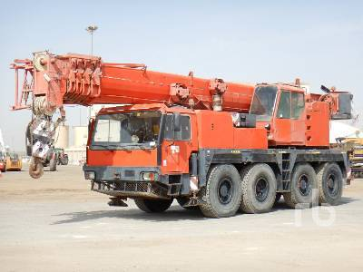 Detail photo of 1997 Liebherr LTM1070-1 from Construction Equipment Guide