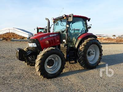 Detail photo of 2014 Case IH Maxxum 110 from Construction Equipment Guide