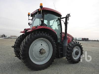 Detail photo of 2015 Case IH MAXXUM 130 from Construction Equipment Guide