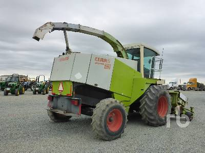 Detail photo of 2000 Claas Jaguar 880 from Construction Equipment Guide