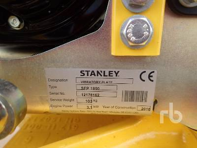 Detail photo of 2016 Stanley SFP1850 from Construction Equipment Guide