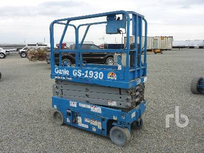 Detail photo of 2008 Genie GS1930 from Construction Equipment Guide