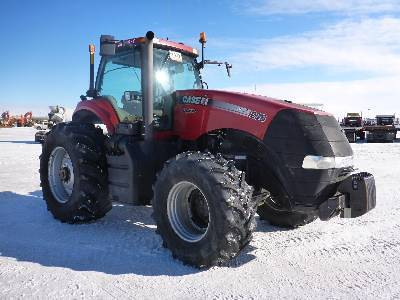 Detail photo of 2012 Case IH MAGNUM 235 from Construction Equipment Guide