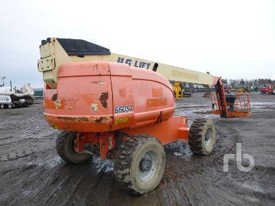 Detail photo of 2008 JLG 660SJ from Construction Equipment Guide