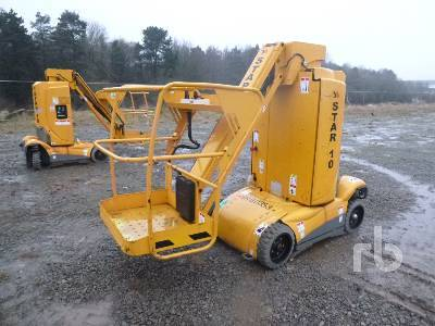 Detail photo of 2012 Haulotte STAR 10-1 from Construction Equipment Guide