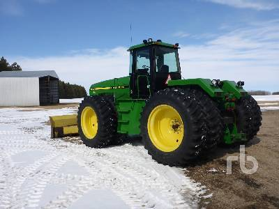 Detail photo of 1990 John Deere 8760 from Construction Equipment Guide