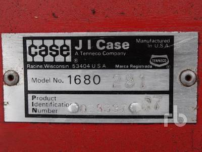 Detail photo of 1987 Case IH 1680 from Construction Equipment Guide