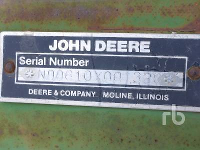 Detail photo of  John Deere 610 from Construction Equipment Guide