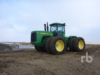 Detail photo of 1997 John Deere 9200 from Construction Equipment Guide