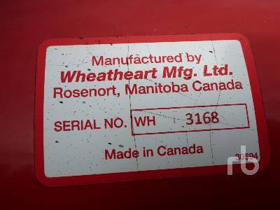 Detail photo of 2008 WHEATHEART BH1041 from Construction Equipment Guide