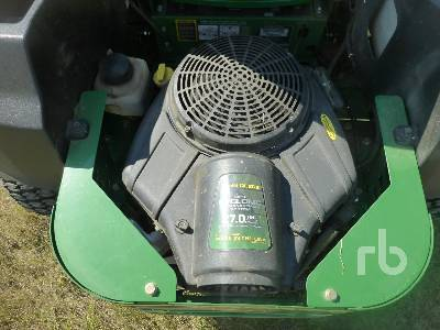 Detail photo of  John Deere Z445 from Construction Equipment Guide