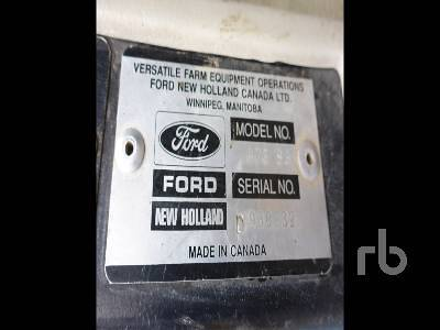 Detail photo of 1993 Ford 876 from Construction Equipment Guide