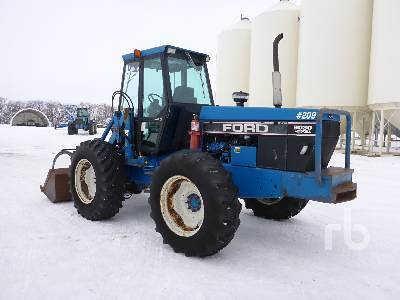 Detail photo of 1994 VERSATILE 9030 from Construction Equipment Guide