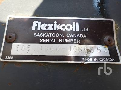 Detail photo of  Flexi-Coil S85 from Construction Equipment Guide