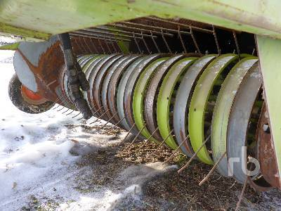 Detail photo of  Claas ROLLOUT 85 from Construction Equipment Guide