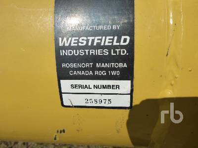 Detail photo of  WESTFIELD TFX(2) 100-31 from Construction Equipment Guide