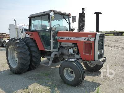 Detail photo of 1986 Massey Ferguson 3545 from Construction Equipment Guide