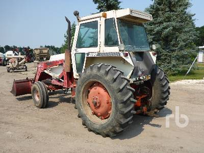Detail photo of 1980 Case IH 2090 from Construction Equipment Guide
