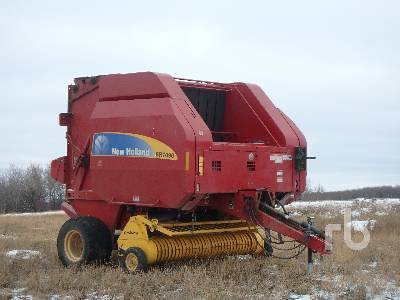 Detail photo of 2011 New Holland BR7090 from Construction Equipment Guide